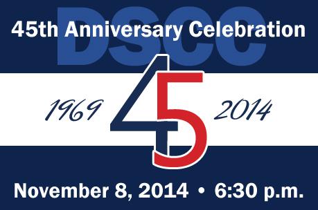 DSCC's 45th Anniversary