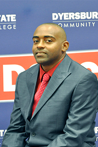 Coach Charles Taylor
