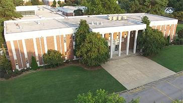 E. B. Eller Administration Building