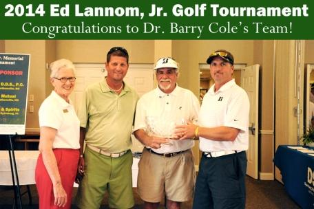 2014 Ed Lannom, Jr. Memorial Golf Tournament