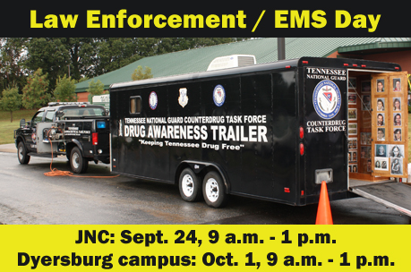 Law Enforcement and EMS Day