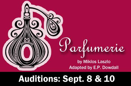 Parfumerie Theatre Production