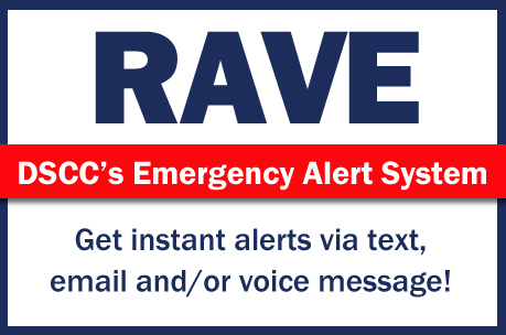 Rave emergency alert system