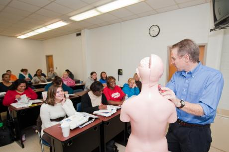 Anatomy & Physiology Class
