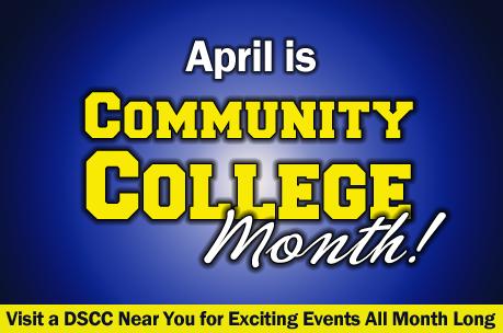 Community College Month