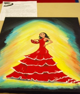 Artwork from Spanish Feria