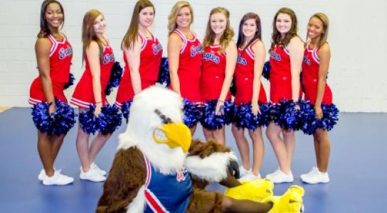 DSCC Cheerleaders