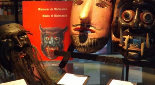 Masks of Michoacan
