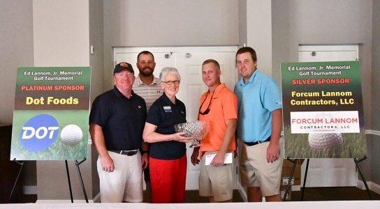 Pennington Seed and Supply wins DSCC Golf Tournament