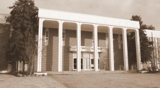 DSCC campus Eller building