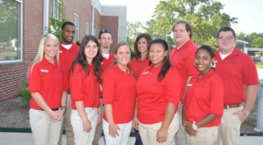 Dyersburg State Student Ambassadors
