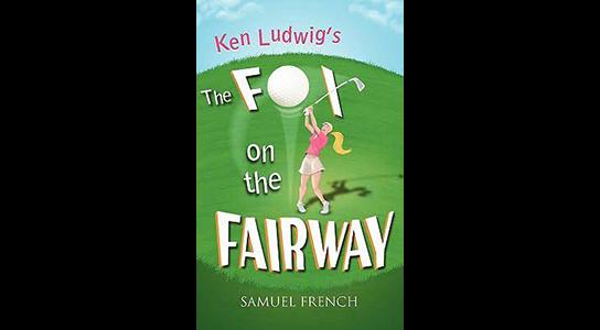 Fox on the Fairway script cover