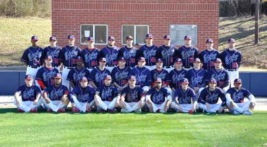 2016-2017 DSCC Baseball Team
