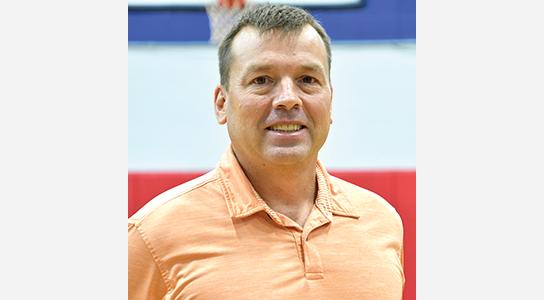 Coach Nathan Daume