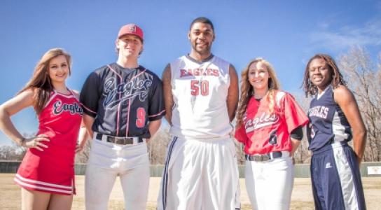5 student athletes