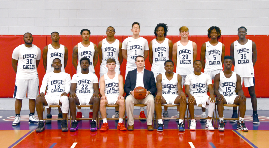 2019-2020 Men's Basketball Team