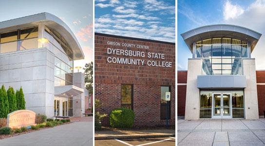 DSCC buildings