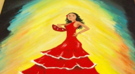 Spanish Feria artwork