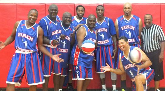 The Harlem Legends