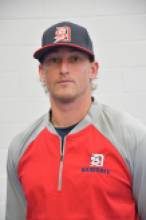 Assistant Coach Tyler Brown